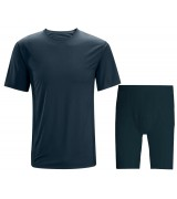 Compression Shirt/pants Navy