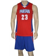 Basketball Jersey, Sublimated