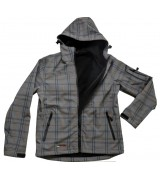 Softshell Jacket texture fabric