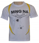 100% polyester Sublimated T-shirt