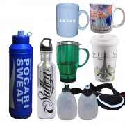 Water Bottles & Mugs (10)